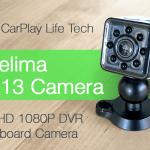 Quelima SQ13 Mini HD 1080P DVR Dashboard Camera Review