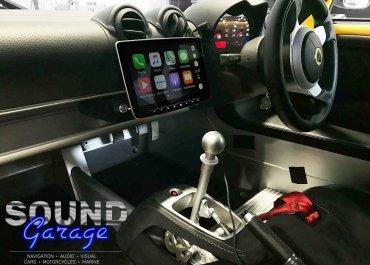 CarPlay Installs: Alpine HALO9 iLX-F309E in a 2017 Lotus Exige 350 Sport