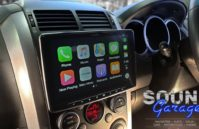 CarPlay Installs: Alpine Halo9 iLX-F309E in a 2013 Suzuki Grand Vitara