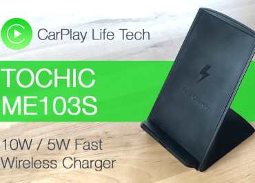 TOCHIC ME103S Fast Wireless Charger Review