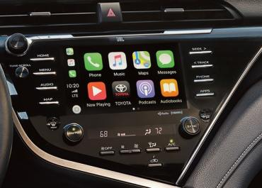 CarPlay Comes to Acura ILX and Toyota Camry 2019 Models