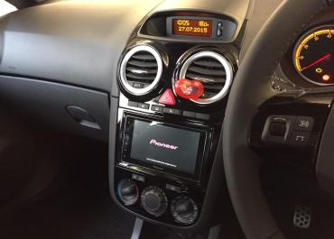 CarPlay Installs: Pioneer SPH- DA120 in a Vauxhall Corsa (2014)