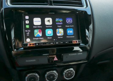 CarPlay Installs: Alpine iLX-702D in a 2018 Mitsubishi ASX