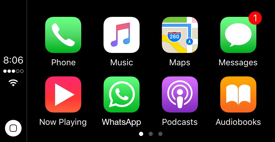 WhatsApp's new update now supports Apple's CarPlay