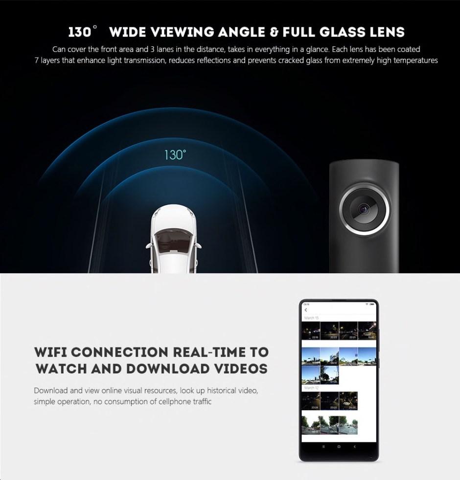 Xiaomi 70mai Car DVR Camera