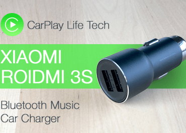 Xiaomi ROIDMI 3S Bluetooth Music Car Charger Review