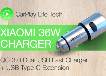Xiaomi QC 3.0 36W USB In-Car Fast Charger Review