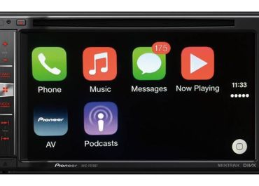 Pioneer Launches CarPlay Compatible AVIC-F970BT in India