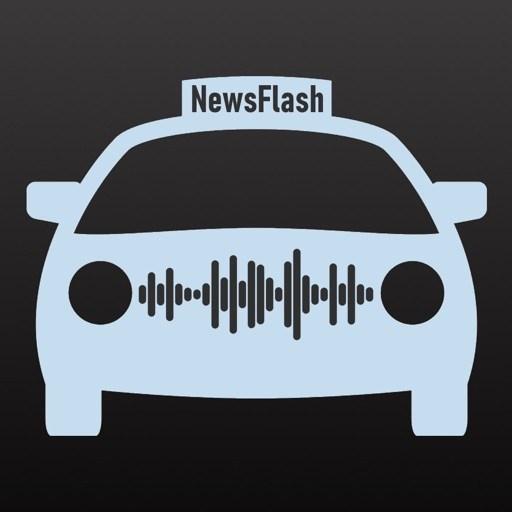 CarPlay App: Newsflash for CarPlay