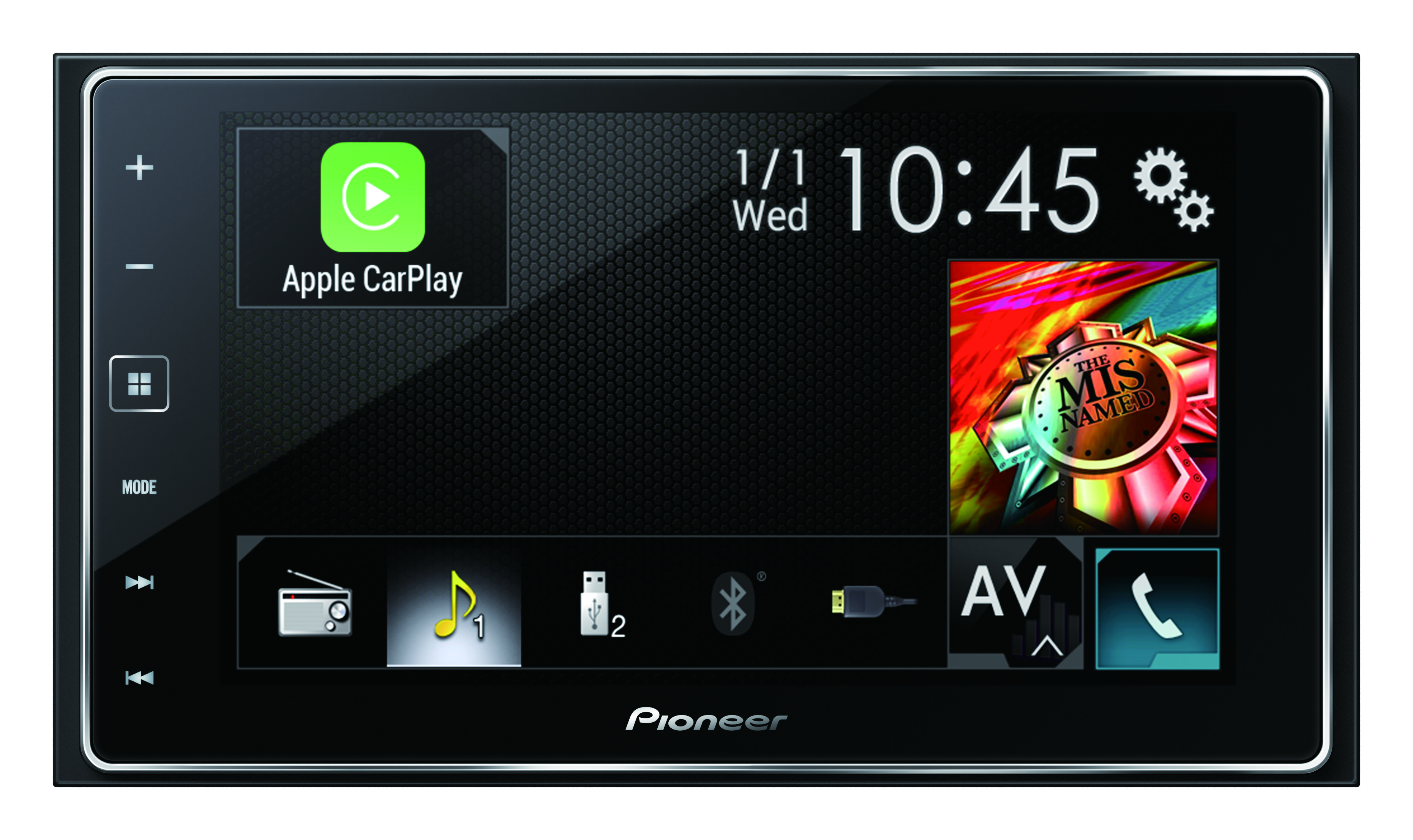 pioneer apple carplay. power up! pioneer apple carplay a