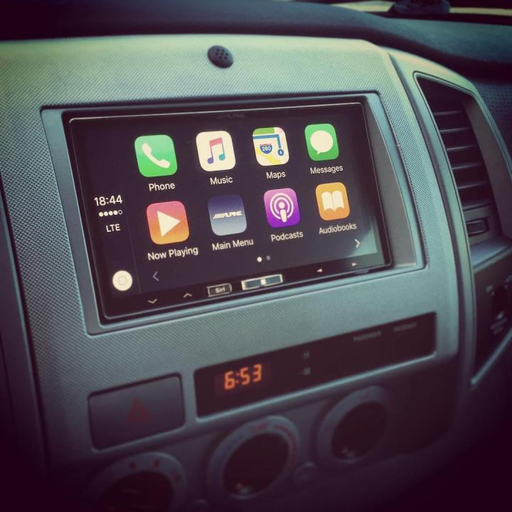 toyota carplay install