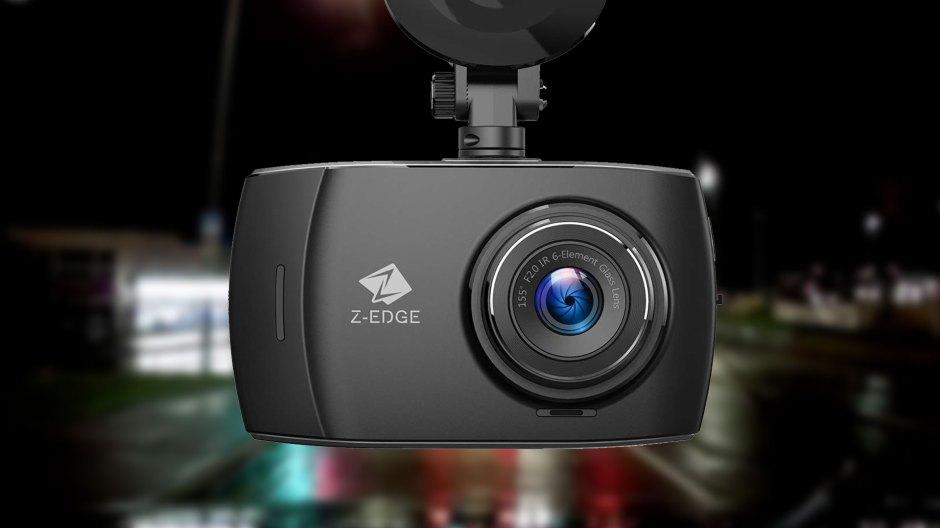 Z-Edge T4 Dash Cam