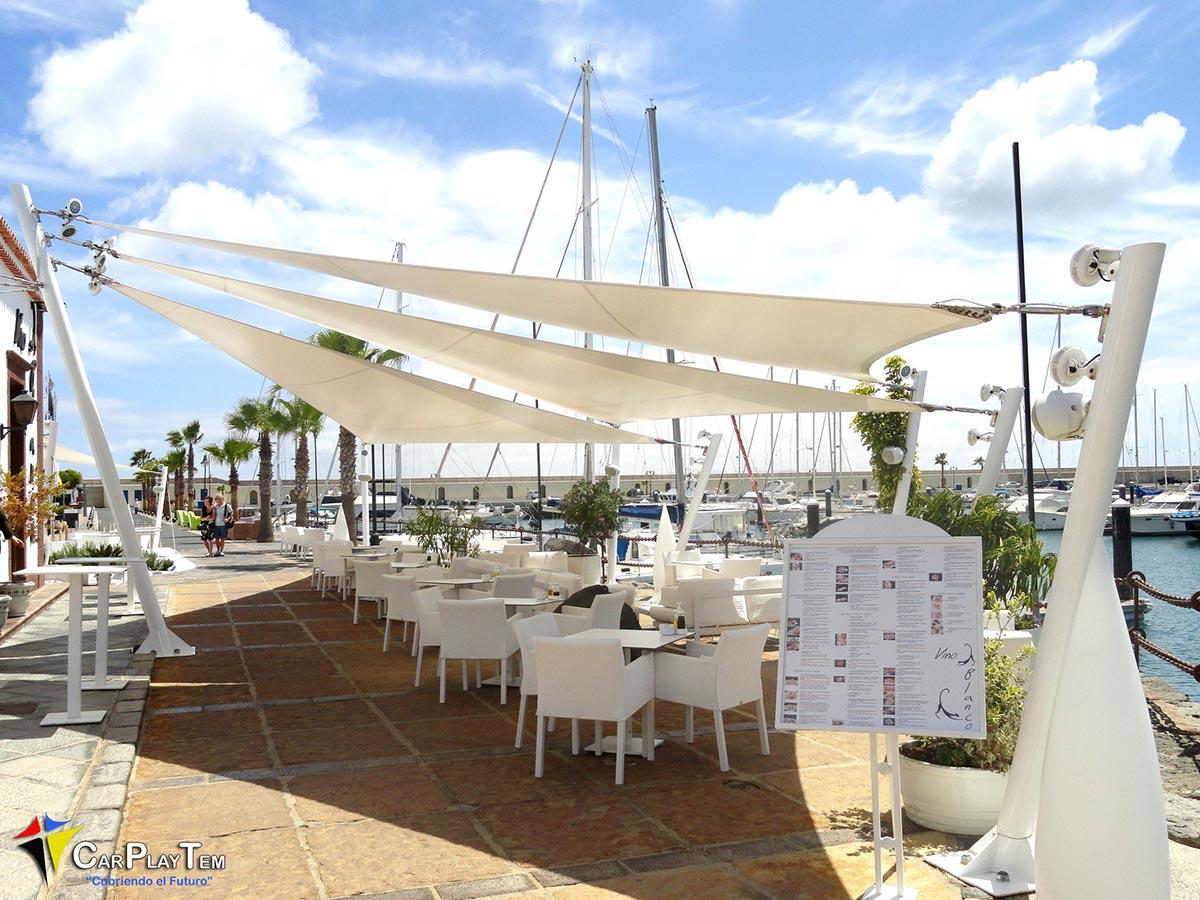 CarPlayTemTrabajo terminado para Restaurante Vino Blanco