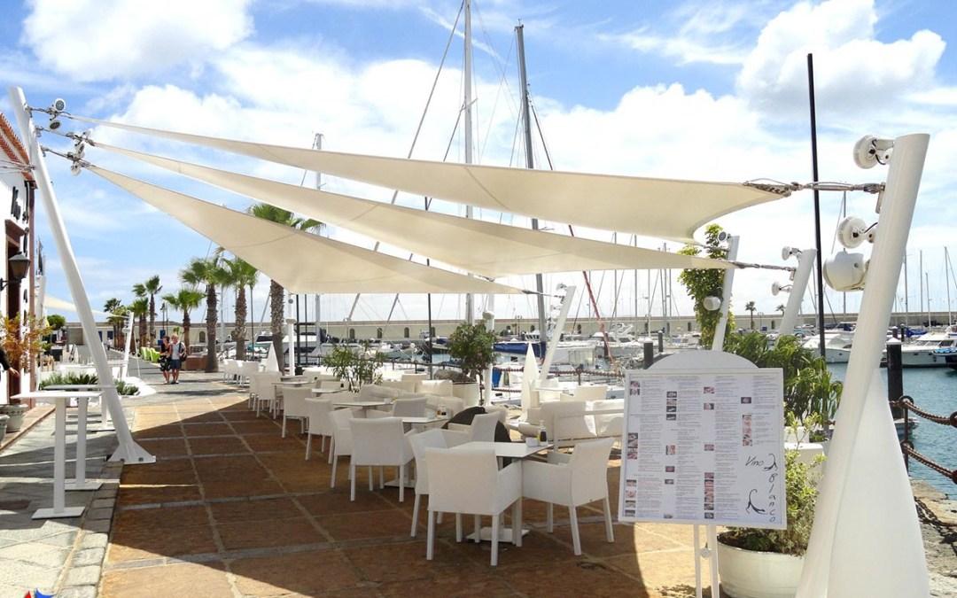 Trabajo terminado para Restaurante Vino Blanco (Lanzarote)