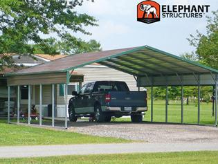 Metal Carport Canopy