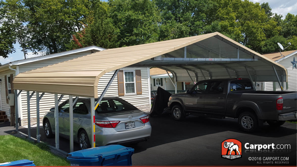 Affordable Metal Carports And Garges