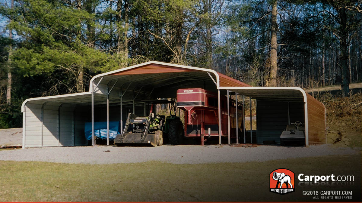 Ohio Carports Metal Buildings And Garages