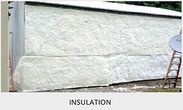 Storage Shed Insulation