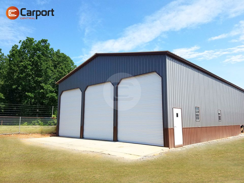 40X60 CLEAR SPAN BUILDING Carport Central