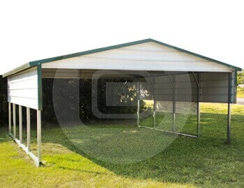 Metal Carports 100 Carport Styles Steel Carport Kits