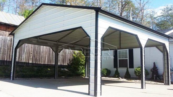 Two Car Carports Buy 2 Car Carports Online At Best Prices