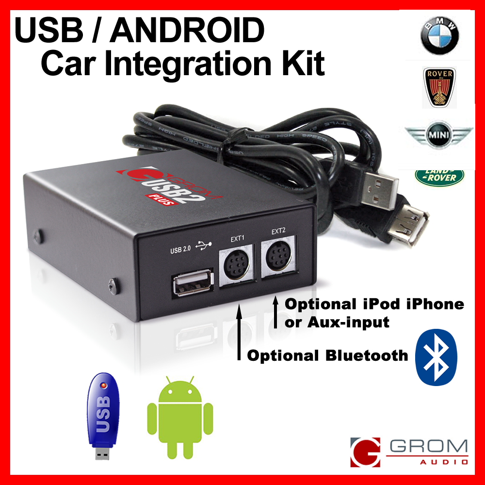 parrot bluetooth mki9200 wiring diagram solar for rv usb aux ipod android car kit grom audio   autos post