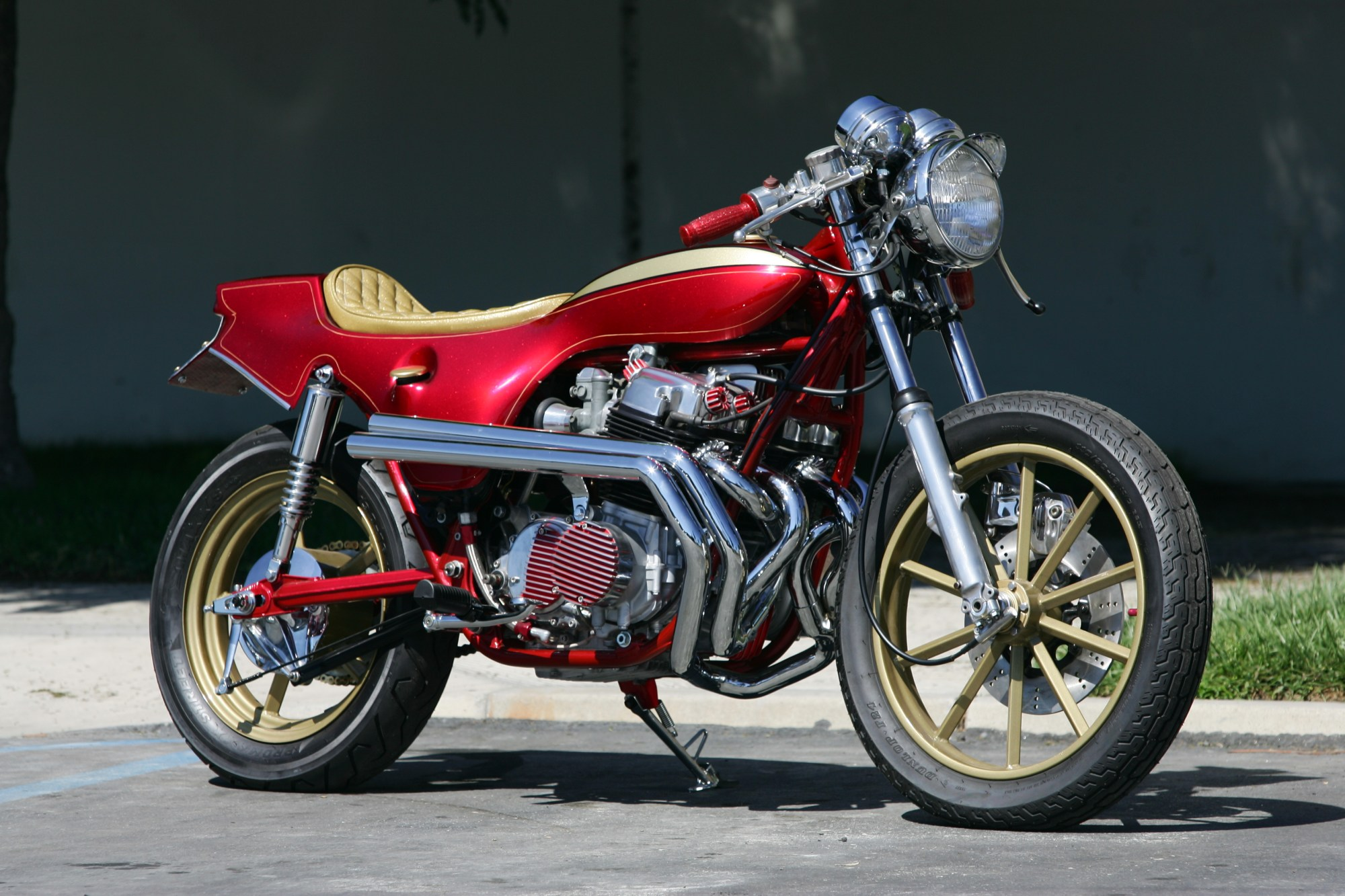 hight resolution of if you are building a cafe racer chopper brat or a classic looking ride then look no further as we have done these here in california since feb 2000