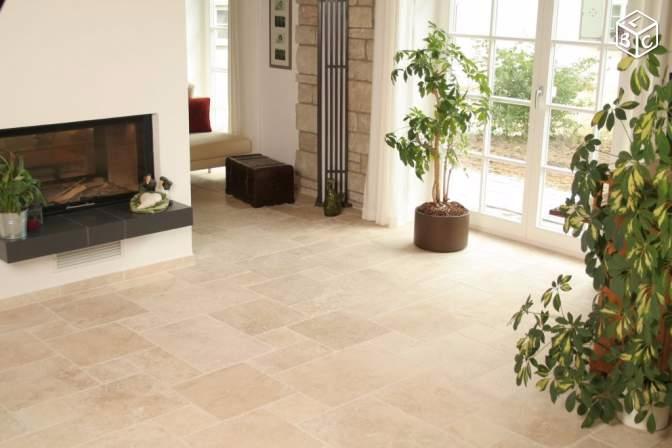 classic light adouci carrelage travertin pierre naturelle multiformat ep1 2 cm beige clair
