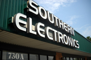 Southern Electronics store front