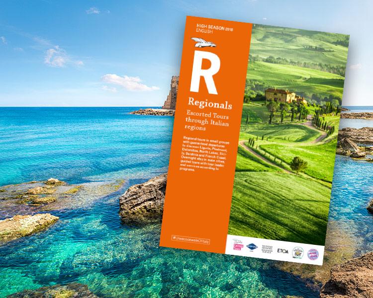 Regionals: Escorted Tours through the Italian Regions