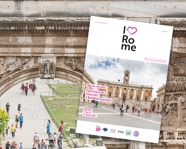 I Love Rome, Rome Tours and Activities