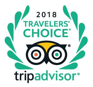 Best Travellers' Choice by TripAdvisor for Dolce Vita
