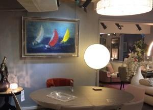 "Chez ""Ambiance Tiffany"" à Hyères"