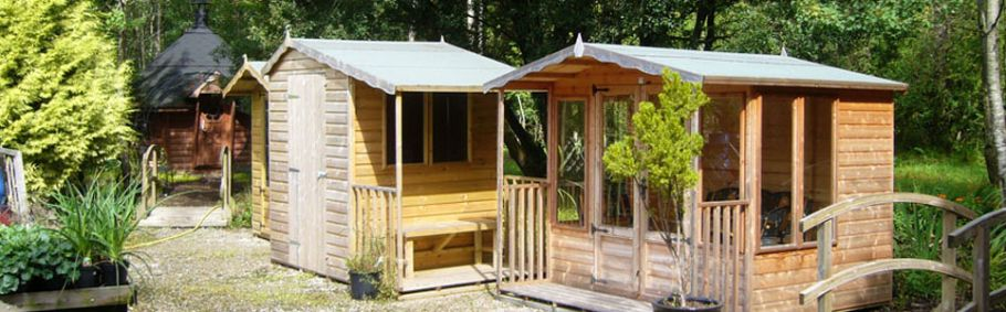 Summerhouse & Garden Shed