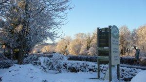 Winter at Carrbank