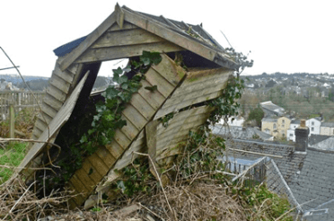 Shed Removal Service