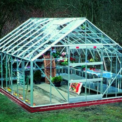 Elite Aluminium Greenhouse