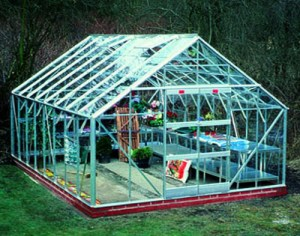 Elite Aluminium Greenhouse