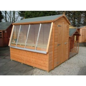 Crossley Garden Buildings Potting shed apex