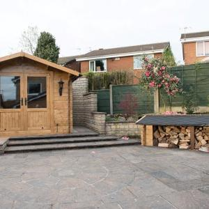 Magnum Log Cabin from Crossley Log Cabins