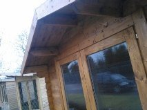 Magnum Roof Overhang
