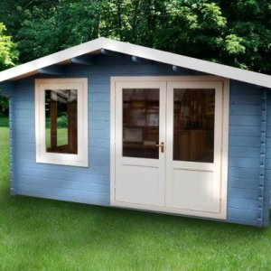Knight 3.6m Garden Log Cabin