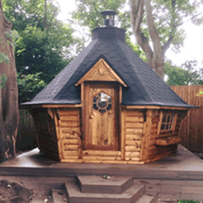Barbecue Cabins