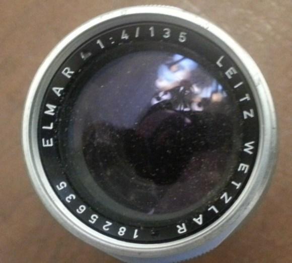 135mm 1:4 Serial #1825635
