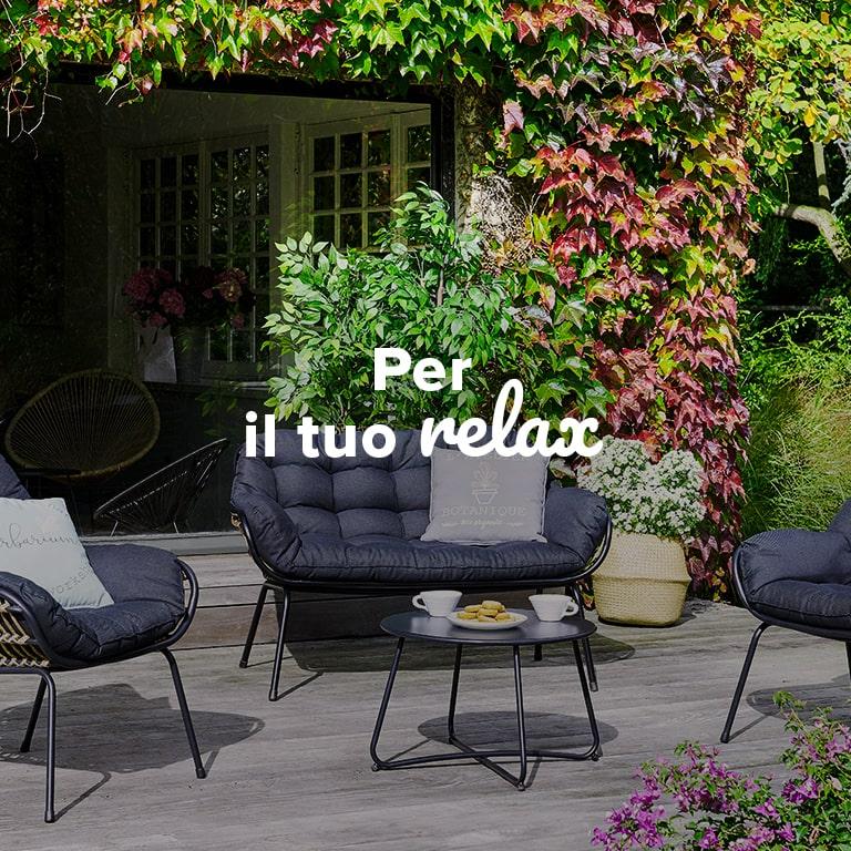 Scopri le proposte per l'arredamento giardino su bricobravo: Arredo Giardino Ed Esterno Online Carrefour