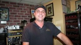 Nico Panagiotopoulos du restaurant Déli-Grec