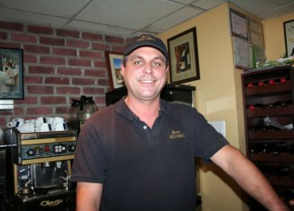 Questions à Nico Panagiotopoulos du restaurant Déli-Grec