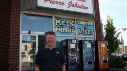 Pierre Jobidon du IGA Jobidon