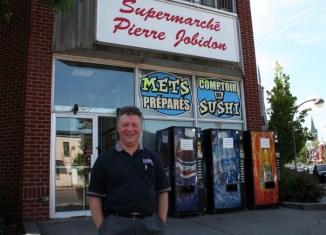 4 questions à Pierre Jobidon, propriétaire du IGA