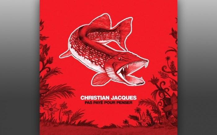 Christian Jacques «Pas payé pour penser»